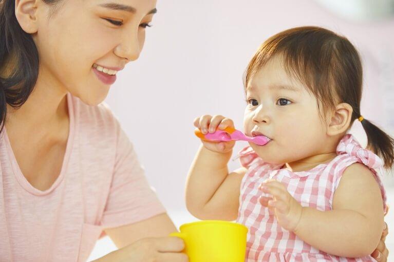赤ちゃんとの出会いは新生活の始まり